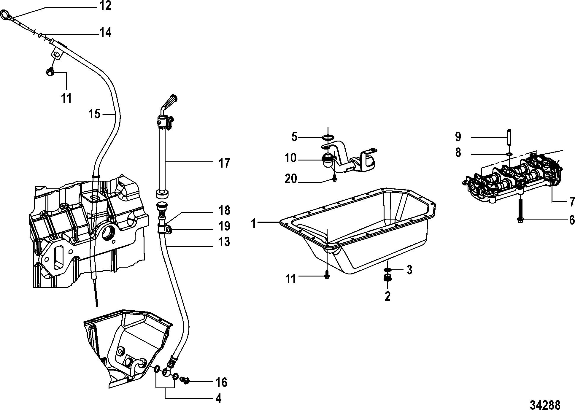 Mercruisersel Cmd Qsd 2 8 Es 170