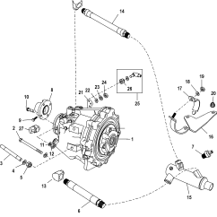 Ford 302 Engine Parts Diagram Two Wheeler Wiring Intake And Carburetor Imageresizertool Com