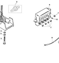 mercruiser 5 7lx efi 4 bbl tbi gm 350 mercruiser fuel pump wiring diagram coil wiring diagram 1974 mercruiser 888 302 [ 1938 x 1557 Pixel ]