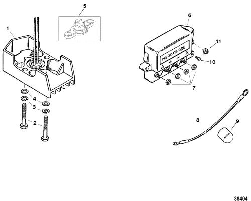 small resolution of  mercruiser 5 7lx efi 4 bbl tbi gm 350 mercruiser fuel pump wiring diagram coil wiring diagram 1974 mercruiser 888 302