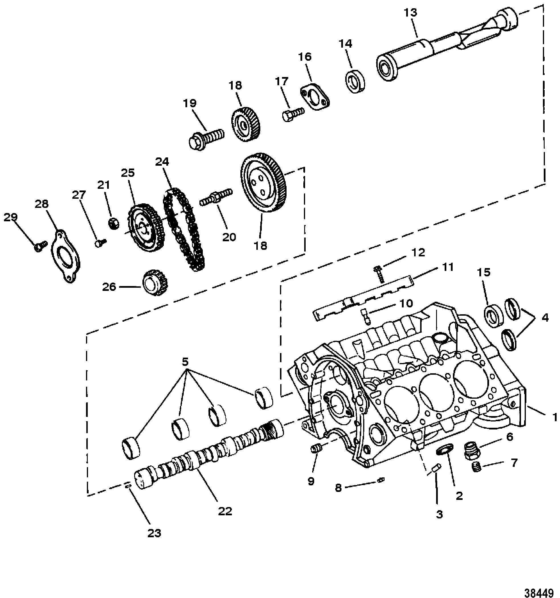 Mercruiser 4 3lx Gen Ii 4