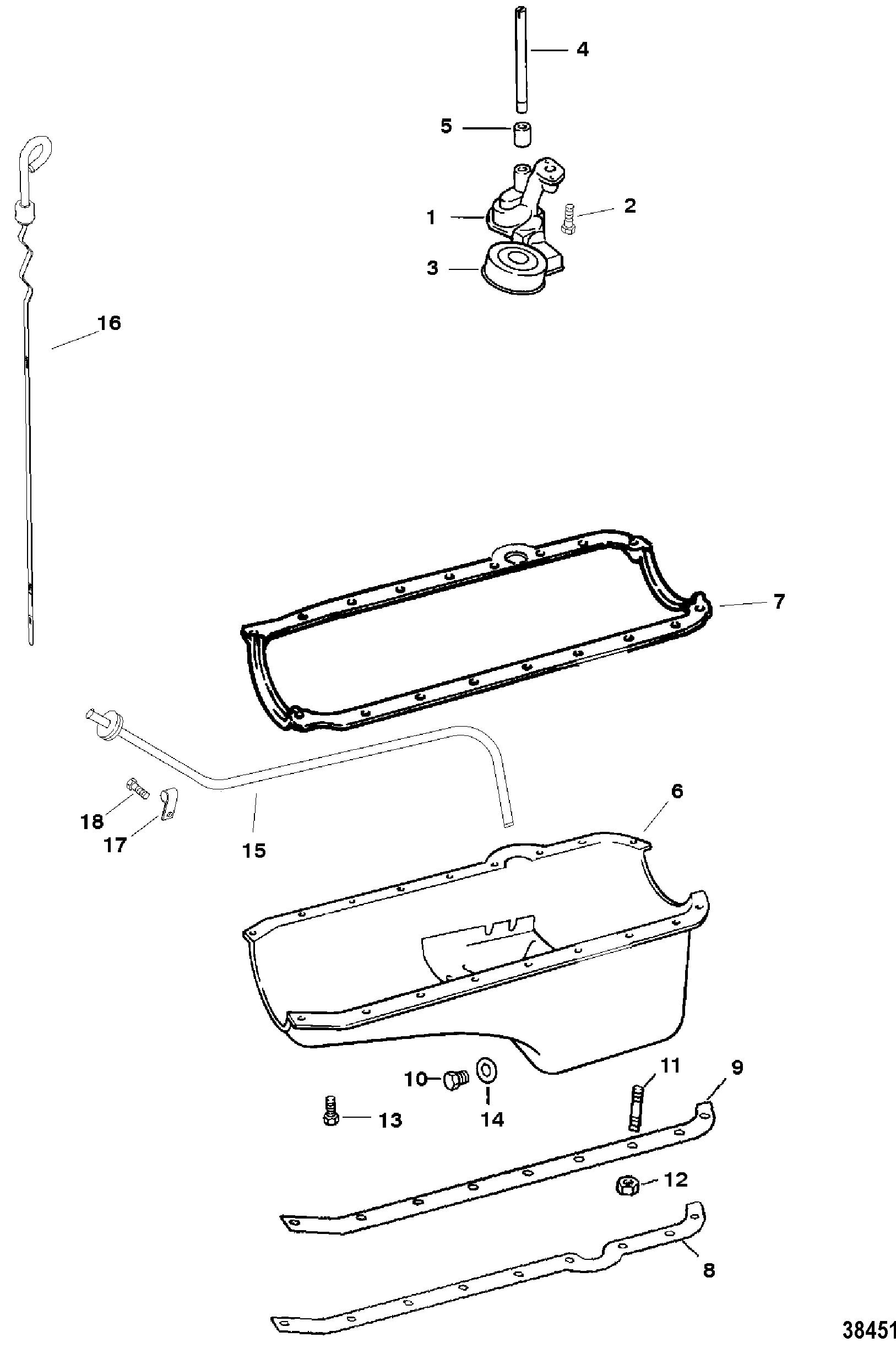 Mercruiser 4 3lx Gen Ii 4 Bbl Gm 262 V 6 0f