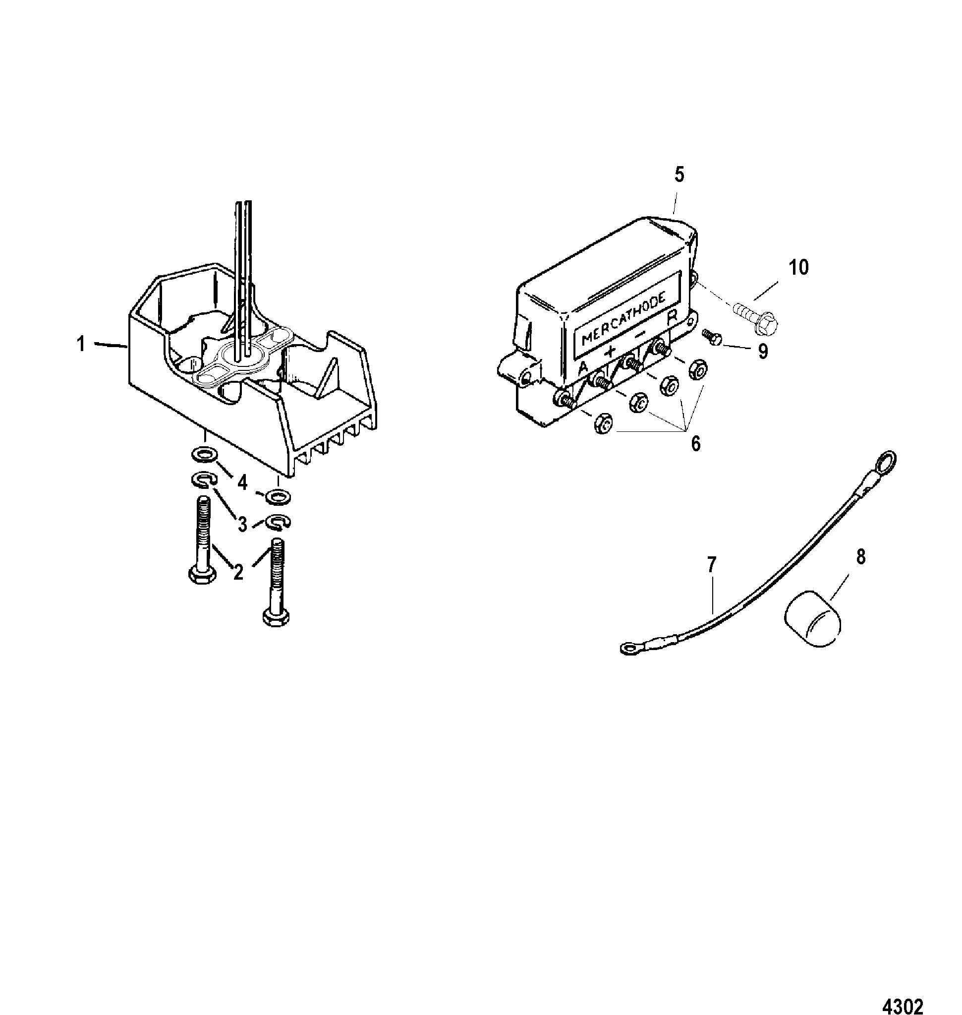 Mercruiser D7 3l D Tronic