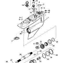 Alpha One Trim Wiring Diagram Trailer 5 Pin Round Mercruiser Stern Drive