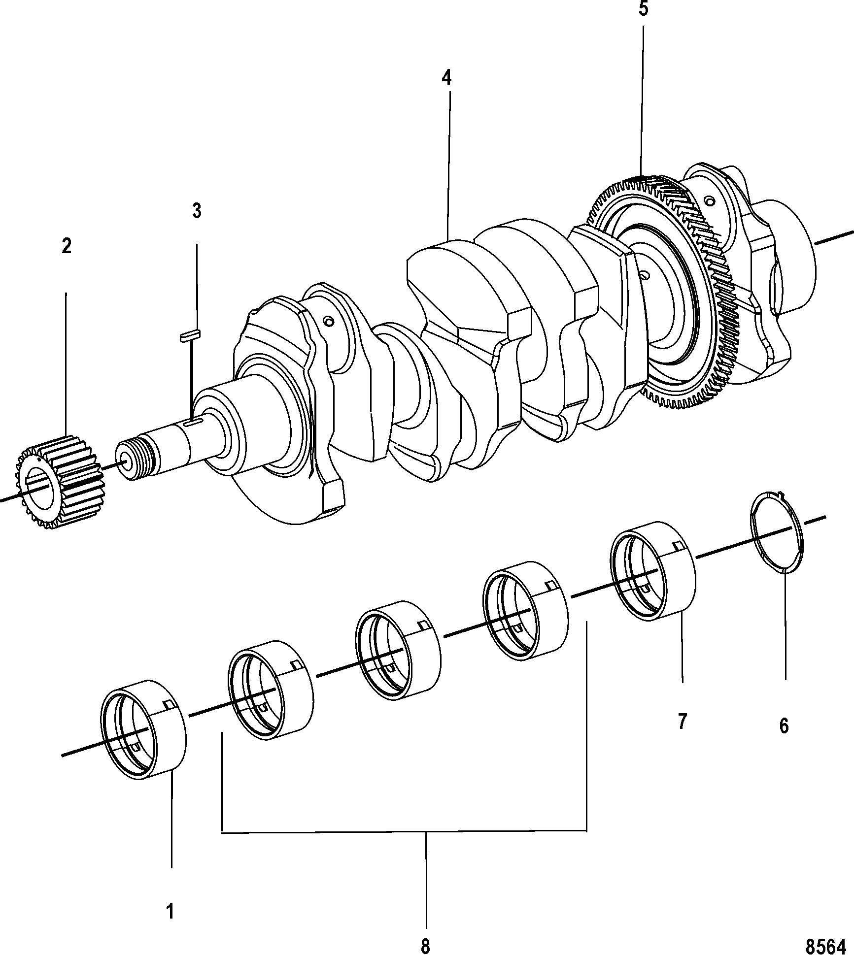 Mercruiser Cmd 2 8 Es 170