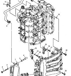 mercury 115 2 stroke engine diagram 2000 mercury 500 outboard wiring diagram mercury trim switch wiring [ 1842 x 2366 Pixel ]