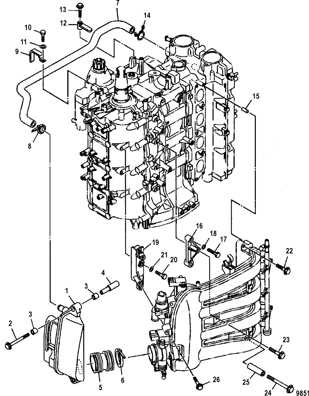 medium resolution of mercury 115 2 stroke engine diagram 2000 mercury 500 outboard wiring diagram mercury trim switch wiring