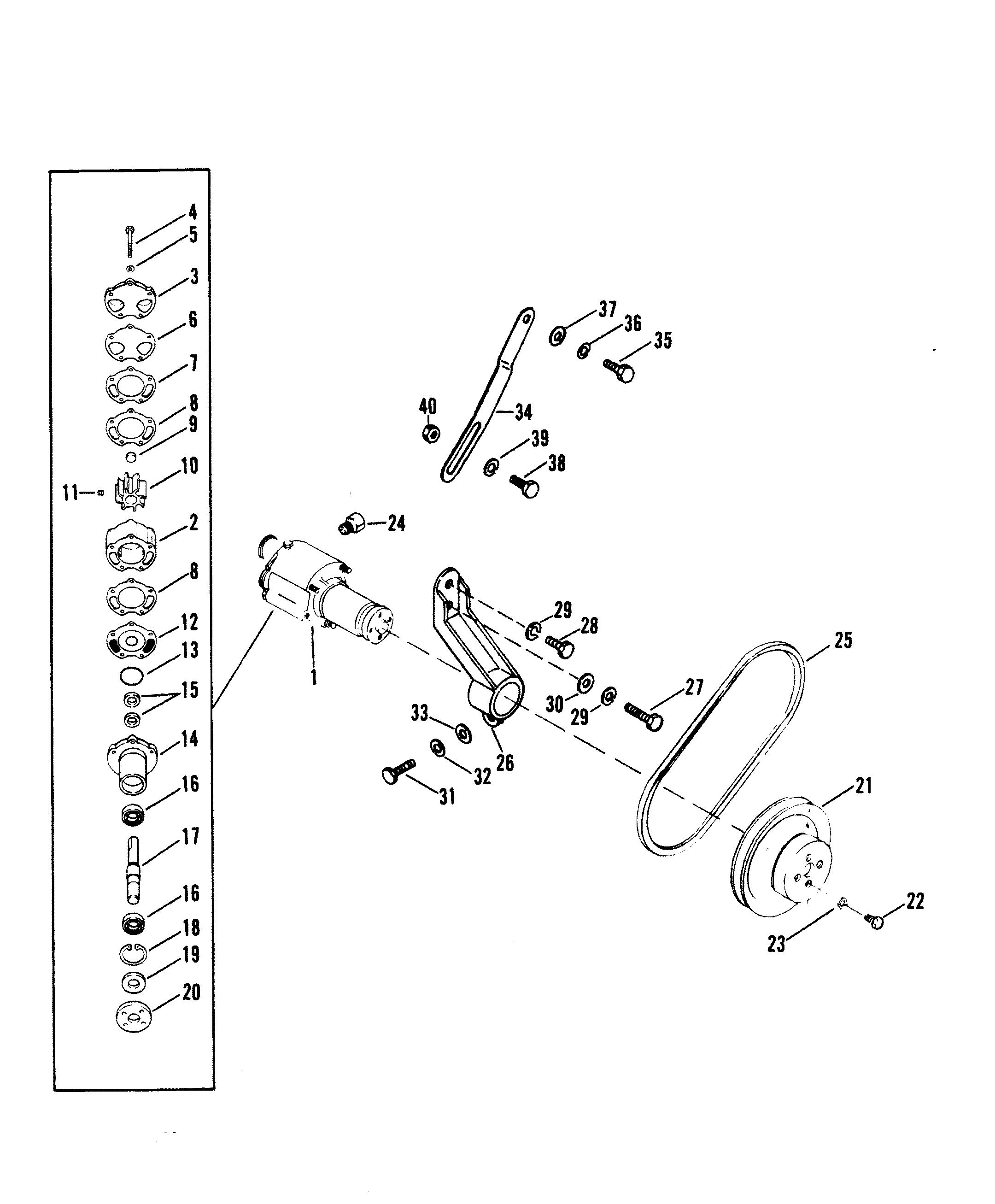 7 4l Volvo Penta Marine Engine Diagram, 7, Free Engine