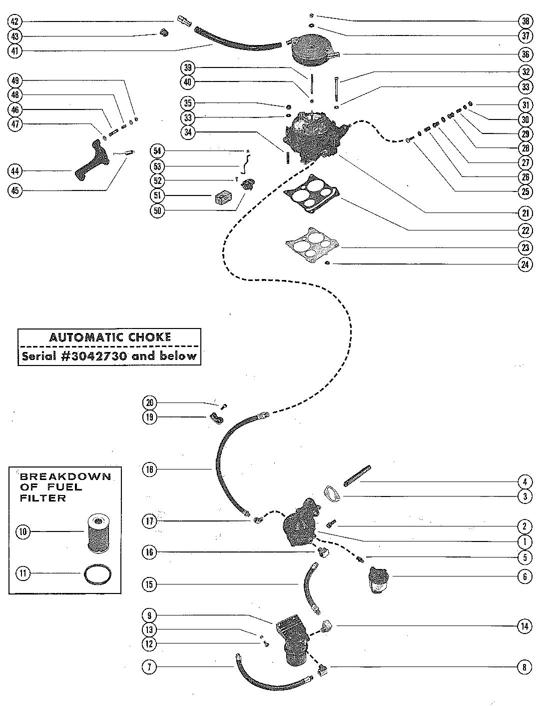 Mercruiser 325 Mie Gm 427 V 8