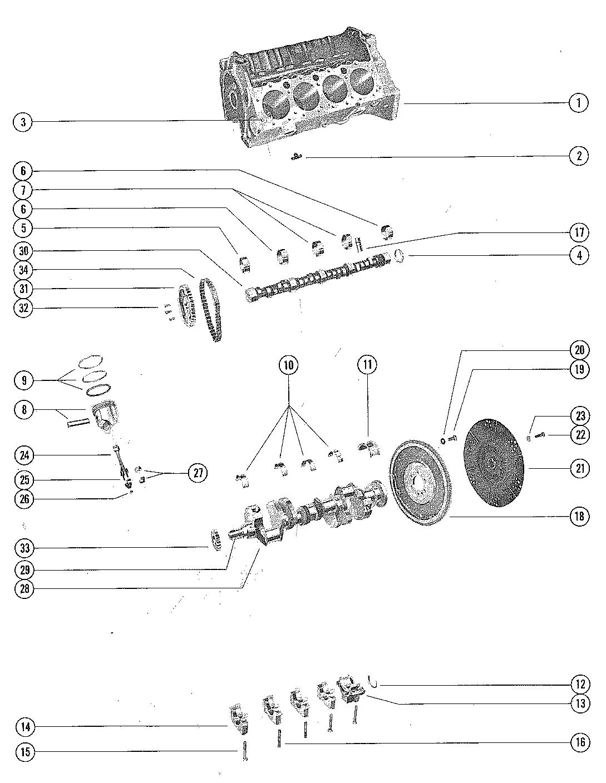 Mercruiser 325 Gm 427 V 8