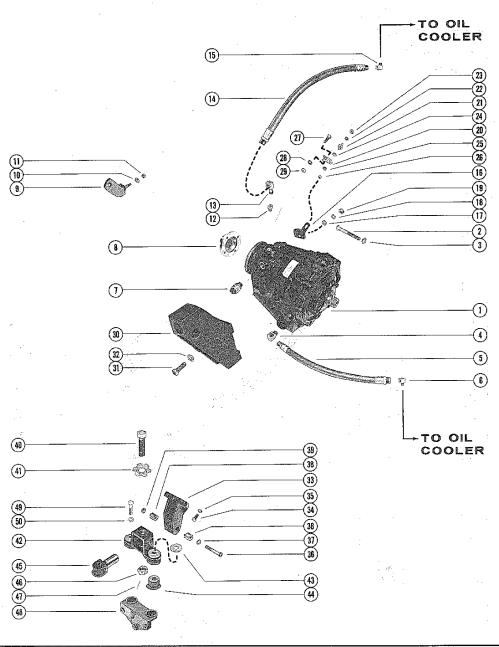 small resolution of transmission assembly