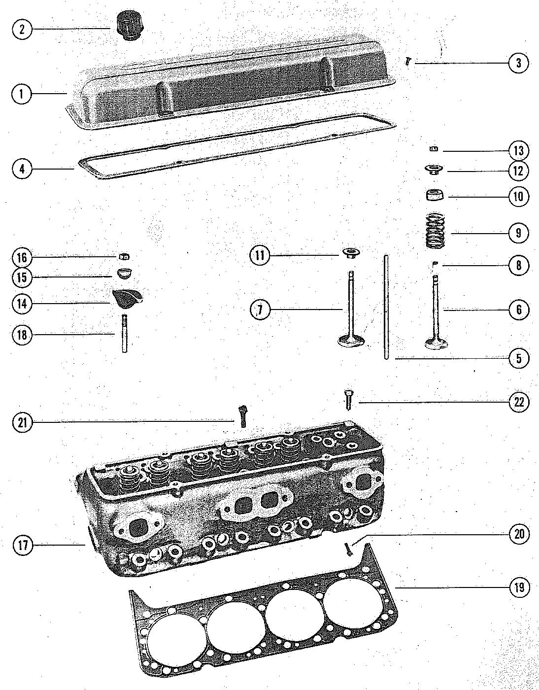 Mercruiser 280 Trs Gm 350 V 8