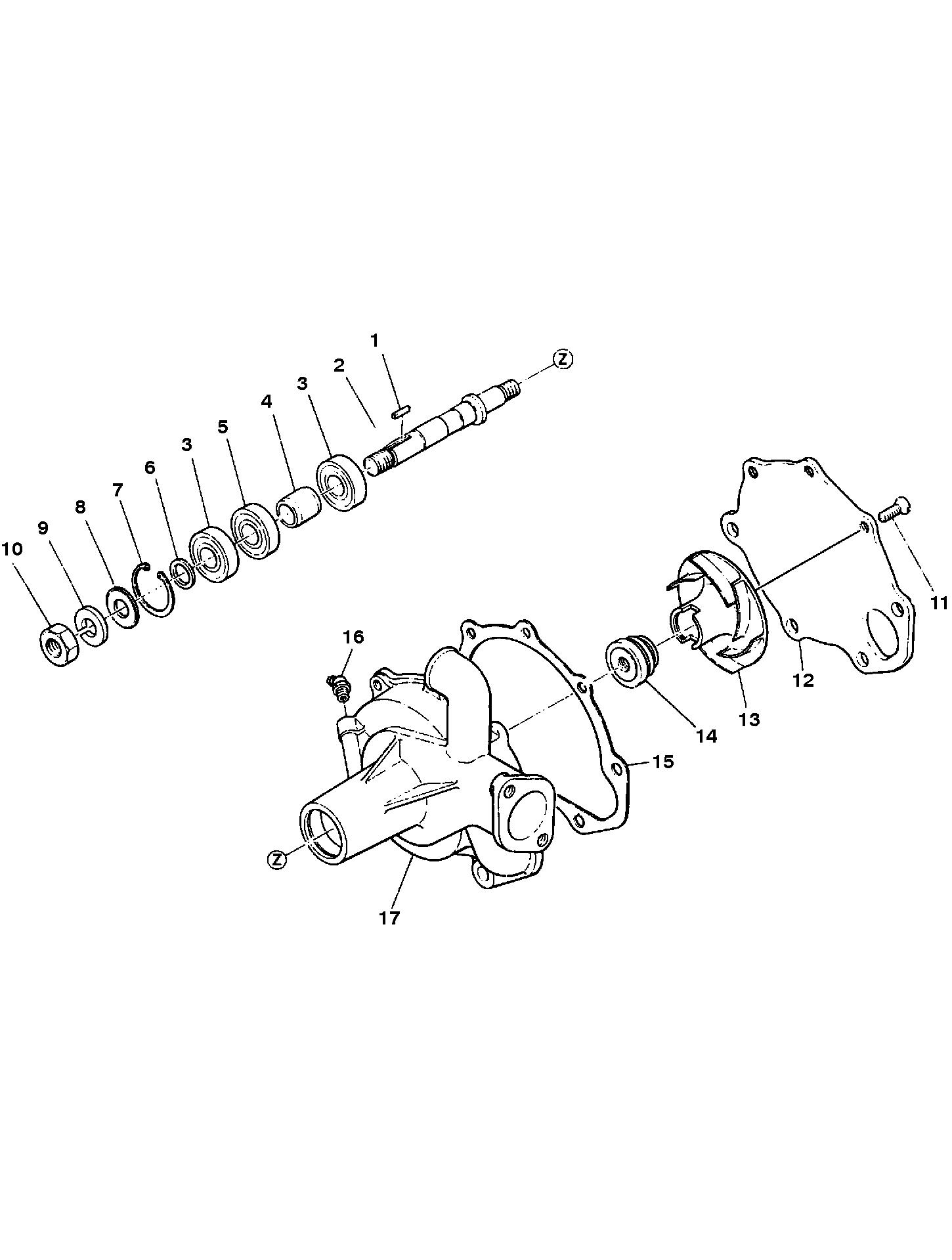 Mercruiser Eh700 175 220hp