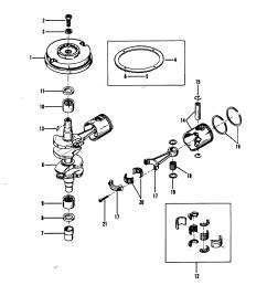 crankshaft pistons and flywheel [ 2395 x 2736 Pixel ]
