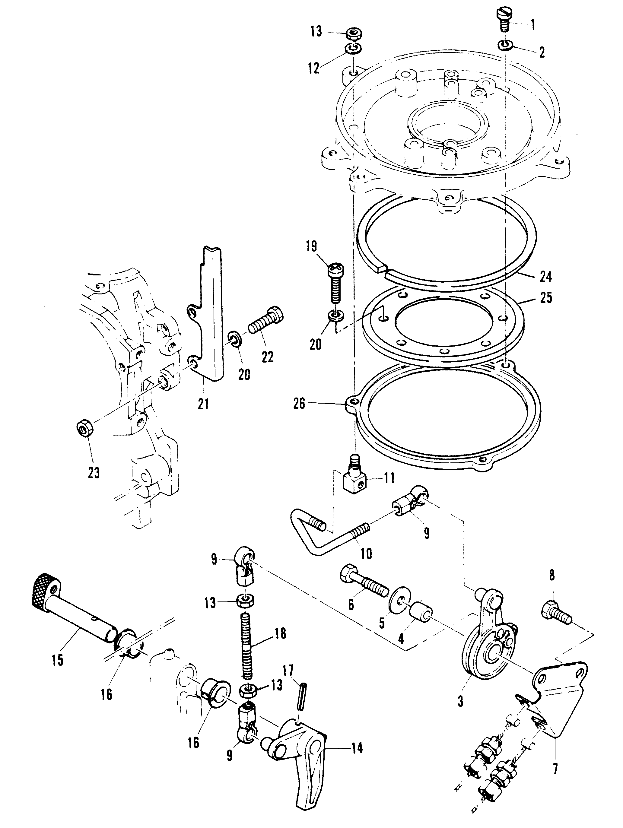 Mercury Verado Parts Diagram Cowling. Mercury. Auto Wiring