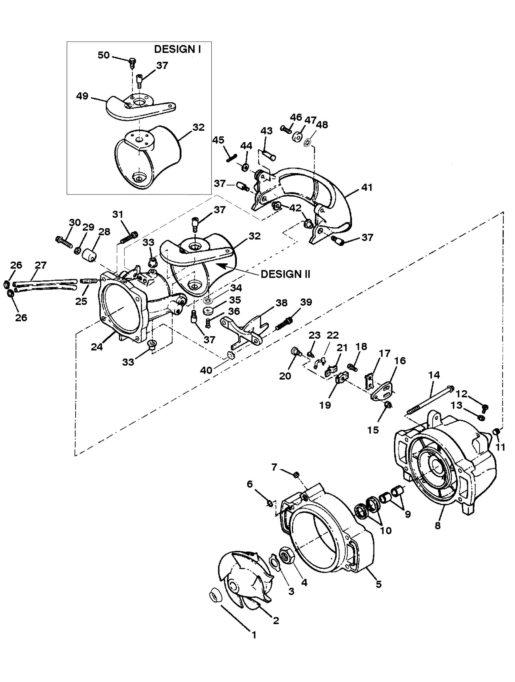 Каталог запчастей SPORTJET 120XR (JET DRIVE) 1997 0E151580