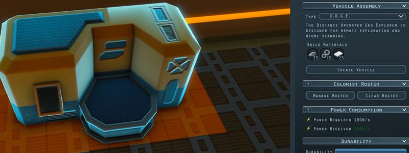 Mercury Fallen :: Vehicle Assembler