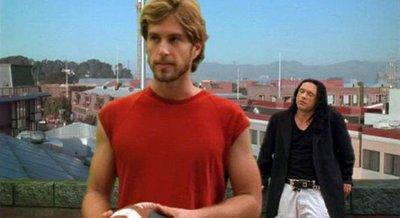 """Alamo's Greg Sestero stars in the cult-classic film """"The Room,"""" with the film's writer and director Tommy Wiseau."""