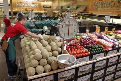 Mercury News interview Shon Boney CEO Sprouts Farmers