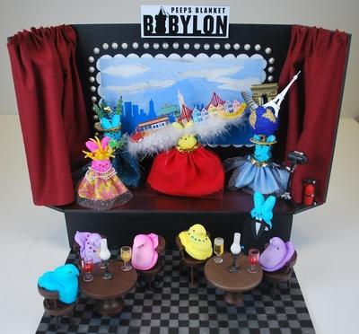 Peep show Annual Peeps diorama contest winners announced