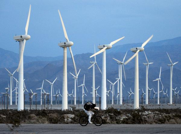 New map shows where wind farms are spreading rapidly across US