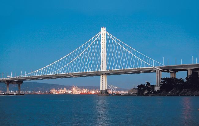 Bay Bridge graphic: 13 things to know about the new span – The Mercury News