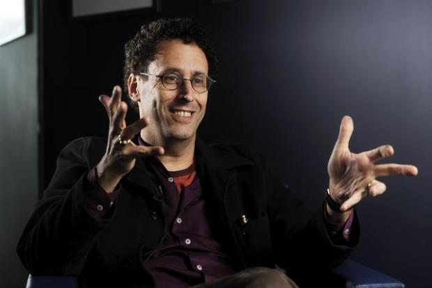 """CRAIG LASSIG/ASSOCIATED PRESS ARCHIVESTony Kushner, who debuted """"The Intelligent Homosexual's Guide..."""" at the Guthrie Theatre in Minneapolis, Minn., in 2009, says writing the play """"took a lot out of me."""" Nonetheless, he is still reworking parts of it on the eve of it's West Coast premiere at Berkeley Rep on May 16."""
