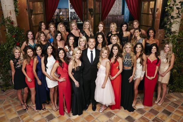 'The Bachelor,' Chris Soules and the women vying for roses.