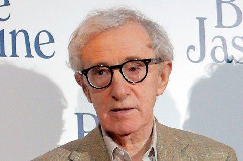 "FILE - This Aug. 27, 2013 file photo shows director and actor Woody Allen at the French premiere of ""Blue Jasmine,"" in Paris. Amazon Studios is delivering Woody Allen as creator of his first-ever TV series. The veteran filmmaker will write and direct all of the episodes of the half-hour series. A full season has been ordered for Amazon's Prime Instant Video, the company announced Tuesday, Jan. 13, 2015.(AP Photo/Christophe Ena, File)"