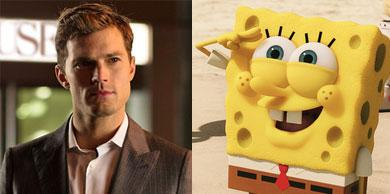 Fifty Shades' and 'SpongeBob' playing side-by-side at Concord drive ...