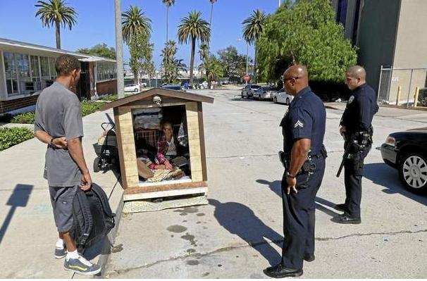Tiny Houses For Homeless Rejected By Los Angeles Lawmakers