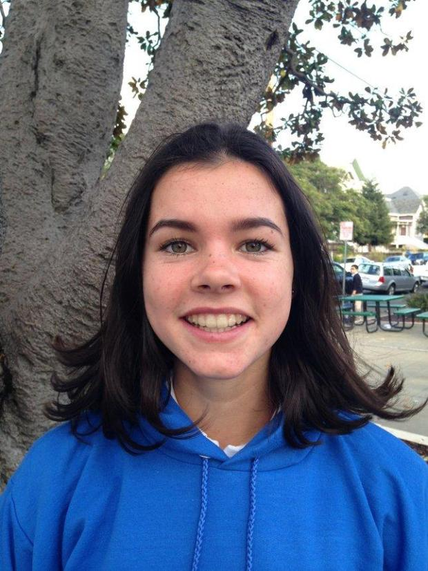 St. Joseph Notre Dame High School girls cross country runner Kiera Marshall is an athlete of the week.