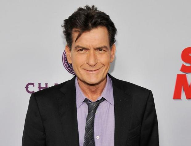 Charlie Sheen in 2013 (Photo by Chris Pizzello/Invision/AP, File)