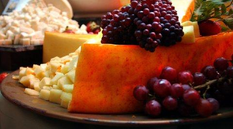 Eating cheese daily may be good for your health
