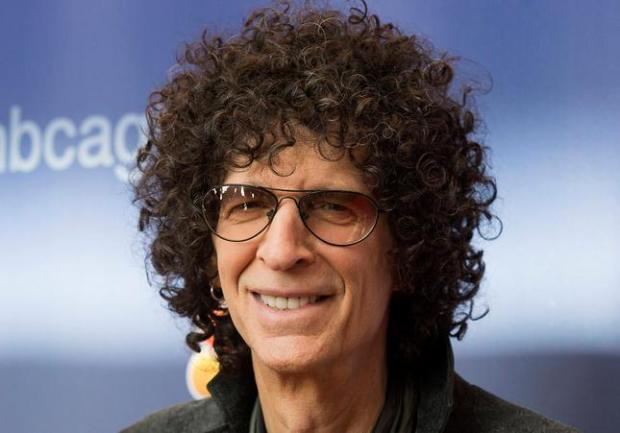 """Howard Stern arrives at the """"America's Got Talent"""" Season 10 red carpet kickoff at the New Jersey Performing Arts Center in Newark, N.J. in March 2015. (Photo by Charles Sykes/Invision/AP, File)"""