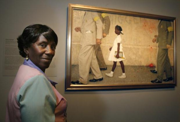 Steinbeck Award brings Ruby Bridges civil rights march into New Orleans school full circle