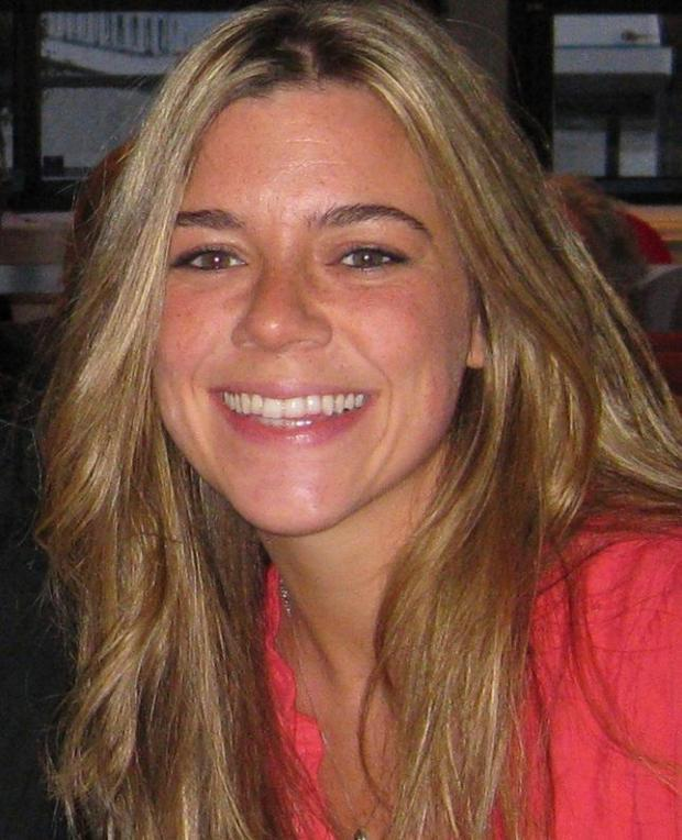 Kathryn Steinle is photographed on a trip to visit Prague and Amsterdam in 2009. Steinle died from a single gunshot wound on July 1, 2015, while walking on Pier 14 along San Francisco's Embarcadero with her father. (Courtesy of Nicole Ludwig)