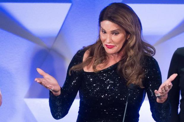 Caitlyn Jenner in May speaks during the 27th Annual GLAAD Media Awards in New York. (Photo by Charles Sykes/Invision/AP, File)