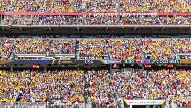Levi's体育场将成为2026年世界杯的一部分吗?