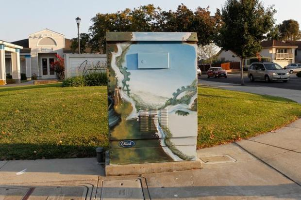 Milpitas council approves next phase of electrical box paintings around city  The Mercury News