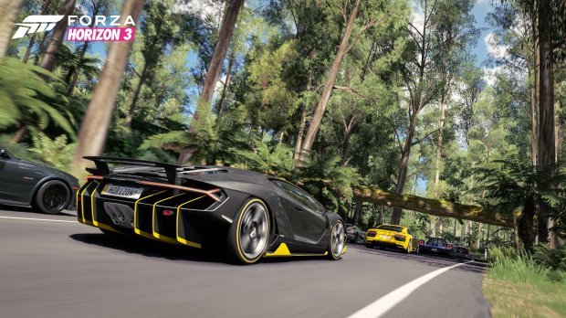 "Australia provides plenty of racing locales in ""Forza Horizon 3."""