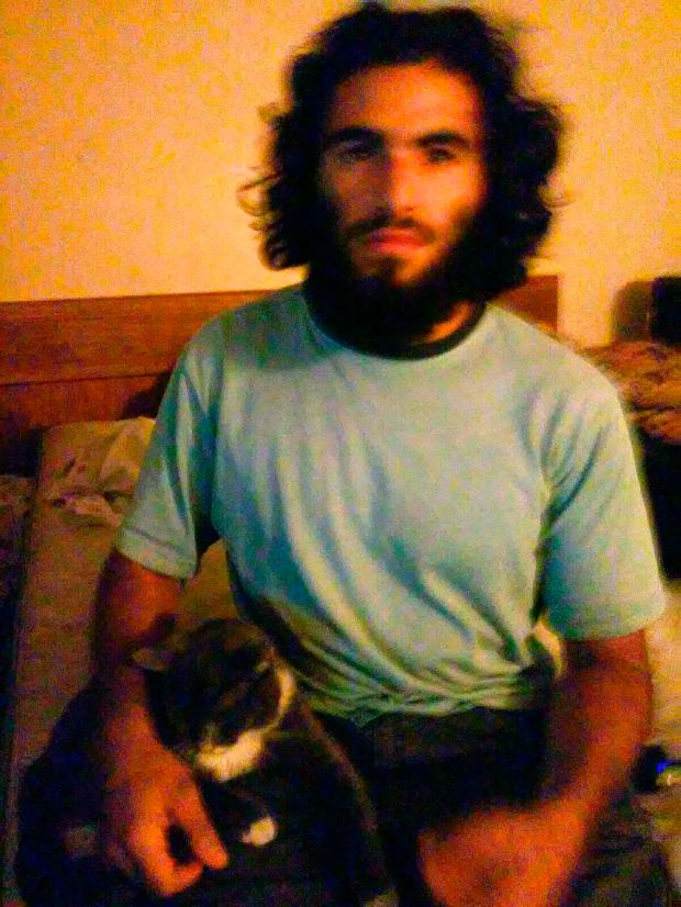 Nader Elhuzayel, 24, was taken into custody by the OC Joint Terrorism Task Force and expected to be charged Friday in federal court. (COURTESY, ELHUZAYEL FAMILY)