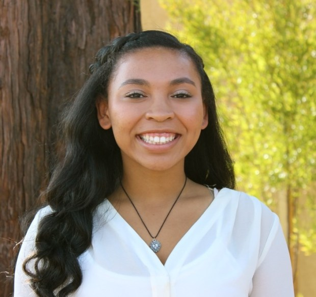 Joceyln Woods, a graduate of Archbishop Mitty High School, was named the National Youth of the Year for 2016-17 by the Boys & Girls Clubs of America. (Photo courtesy Boys & Girls Clubs Silicon Valley)