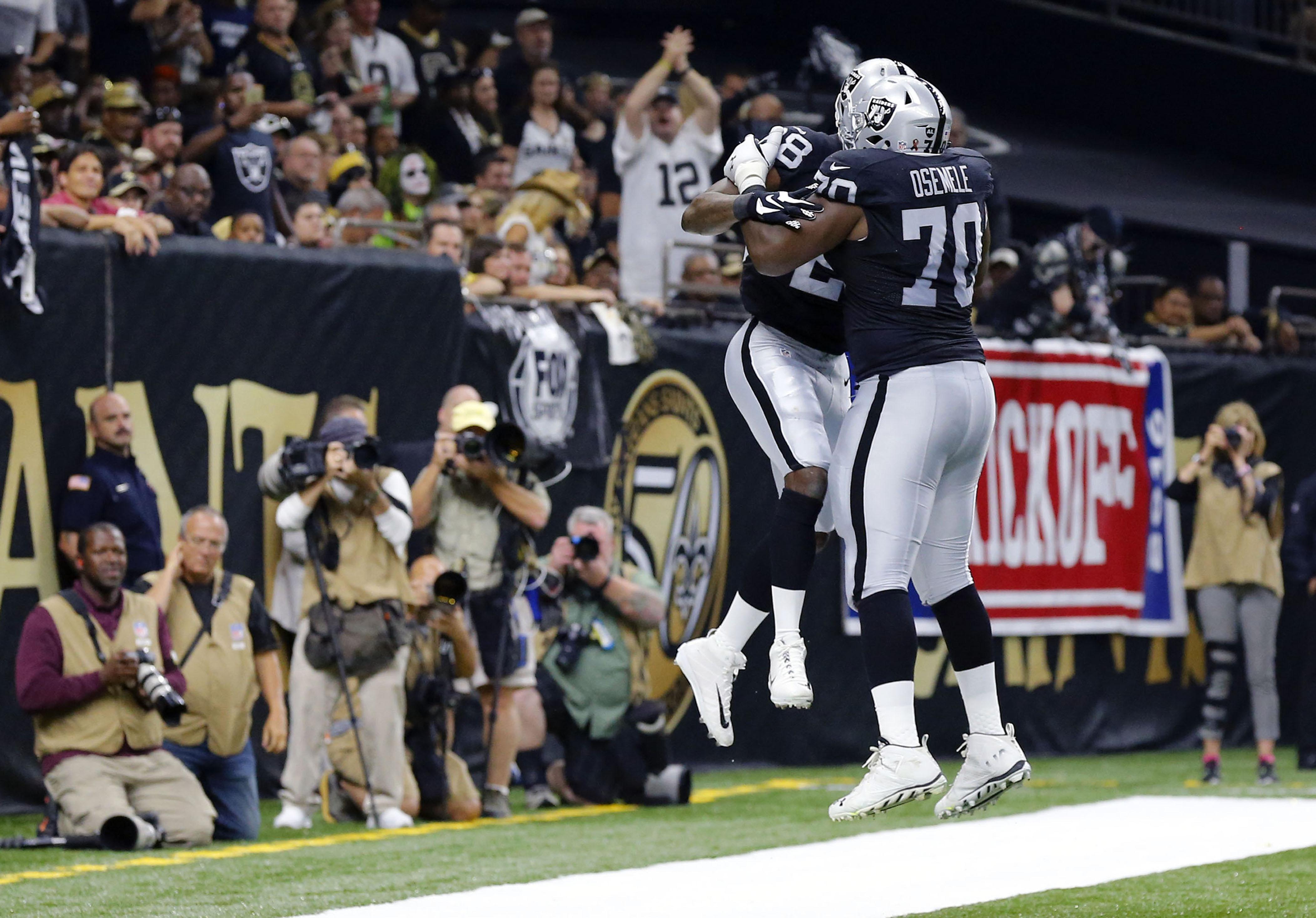 New Orleans Saints cut RB CJ Spiller, a healthy scratch last week