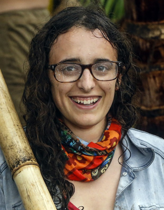 Hannah Shapiro on SURVIVOR: Millennials vs. Gen. X, when the Emmy Award-winning series returns for its 33rd season with a special 90-minute premiere, Wednesday, Sept. 21 (8:00-9:30 PM, ET/PT) on the CBS Television Network. Photo: Monty Brinton/CBS Entertainment Ì?å©2016 CBS Broadcasting, Inc. All Rights Reserved.
