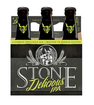 Stone Brewing Co. makes a gluten-reduced IPA.