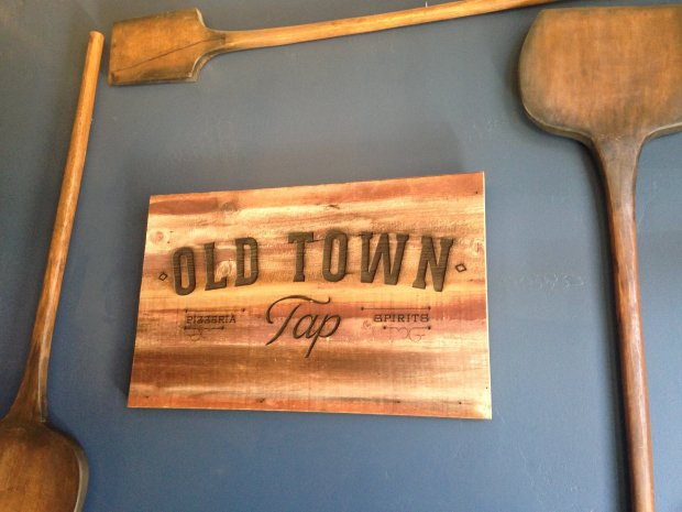 Truckee's five-month-old Old Town Tap features modern pizzas, craft brews and creative cocktails. (Photo: Jackie Burrell/Bay Area News Group)