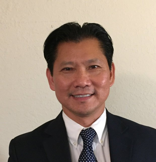 Courtesy the Nguyen family — Lan Nguyen, who is seeking re-election to the East Side Union High School District board.