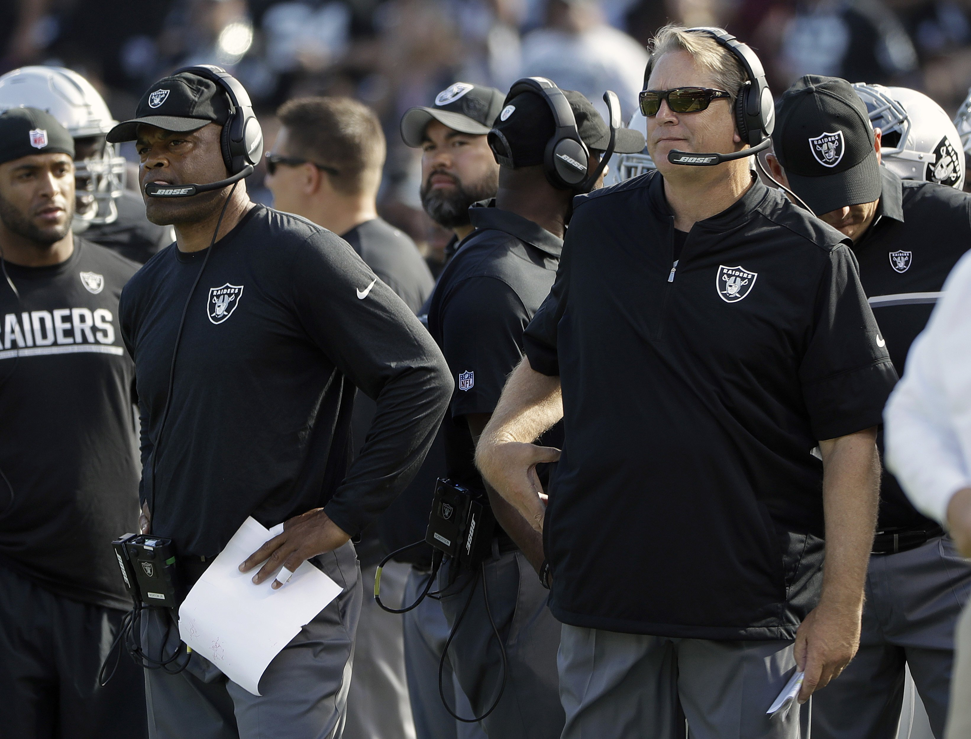 Reeling Raiders fire defensive coordinator Ken Norton Jr