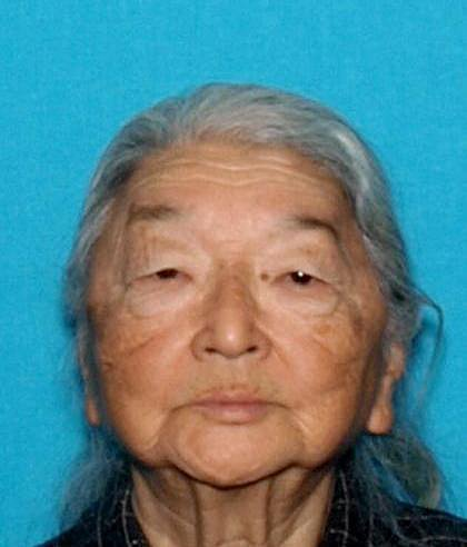 San Jose police are asking for the public's help in finding Kimiko Toji, who walked away from her Cresta Vista Way home Friday night. She has a medical condition that requires immediate attention. (Courtesy of the San Jose Police Department)